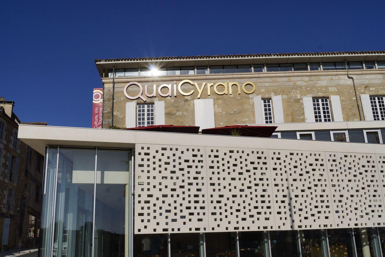 Quai Cyrano - Pays de Bergerac