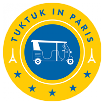 Tuktuk in Paris