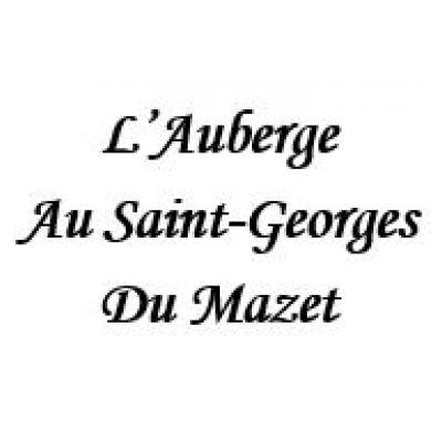 L'Auberge au Saint Georges du Mazet