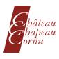 Château de Chapeau Cornu****