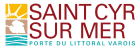 Logo de SAINT-CYR-SUR-MER